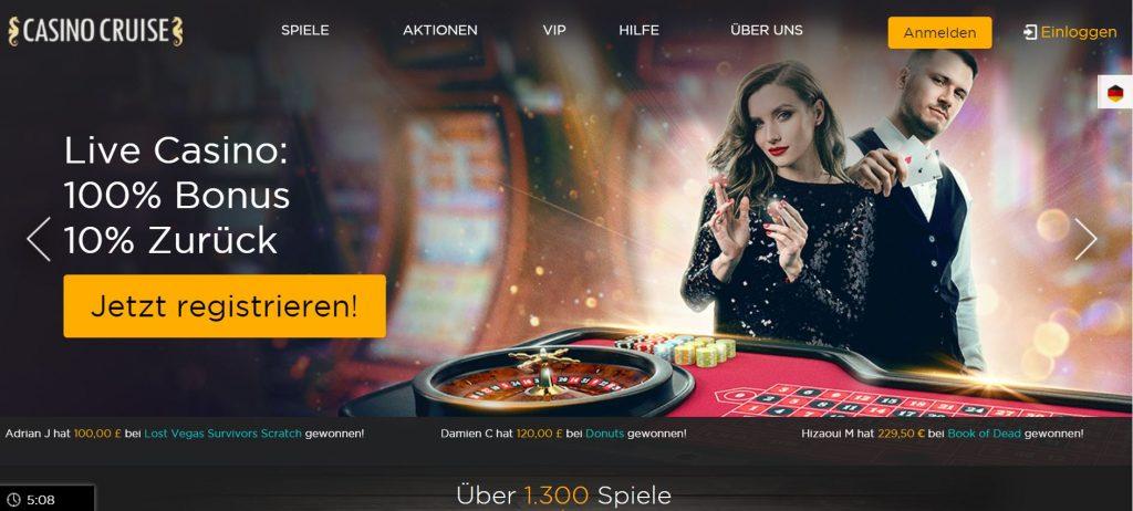 Vorschau Casino Cruise